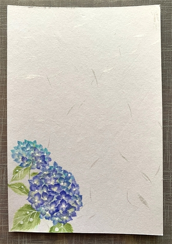 紫陽花のハガキ.jpg